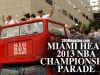 Miami Heat 2013 Parade